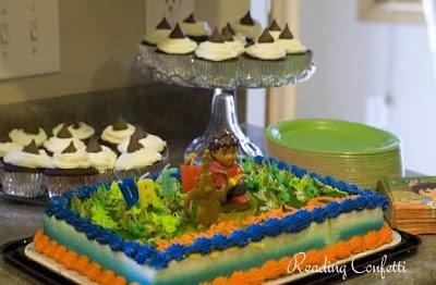 Target Bakery Birthday Cake Designs