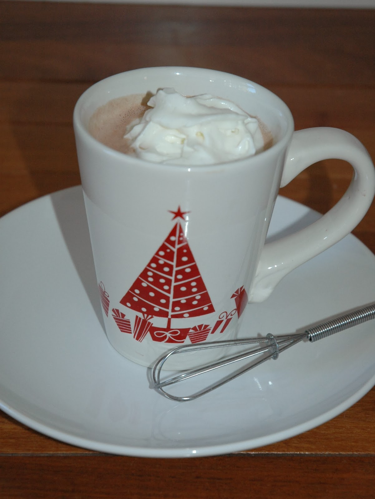 What is on your menu this week?: Crockpot Hot Chocolate