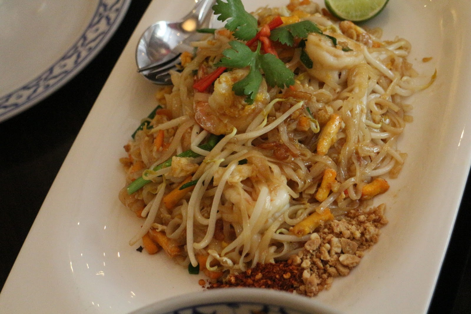 Singapore   yhingthai palace for fancy thai on purvis street ...