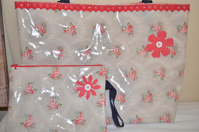 Sacos em tecido plastificado