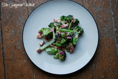 Best Broccoli Salad (The Gingered Whisk)