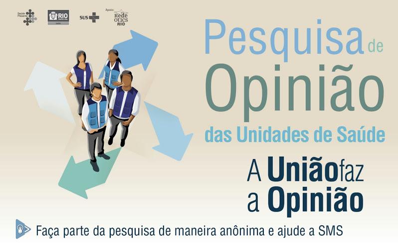 pesquisa de opinião
