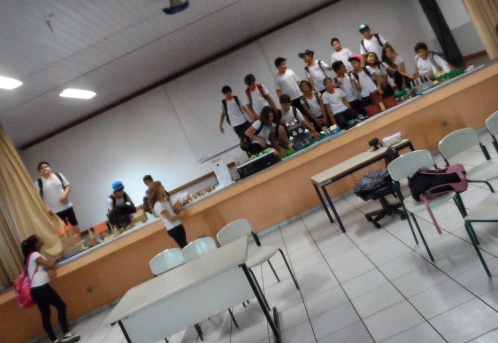 Maquetes - 7º Ano D