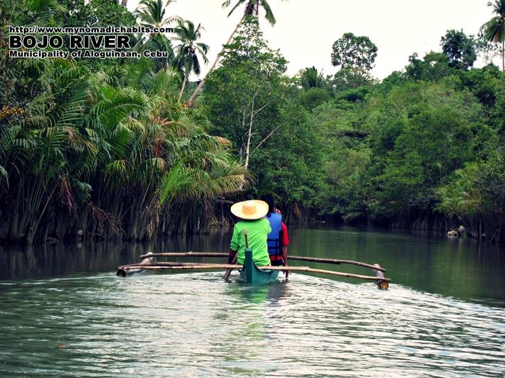 Bojo River Aloguinsan