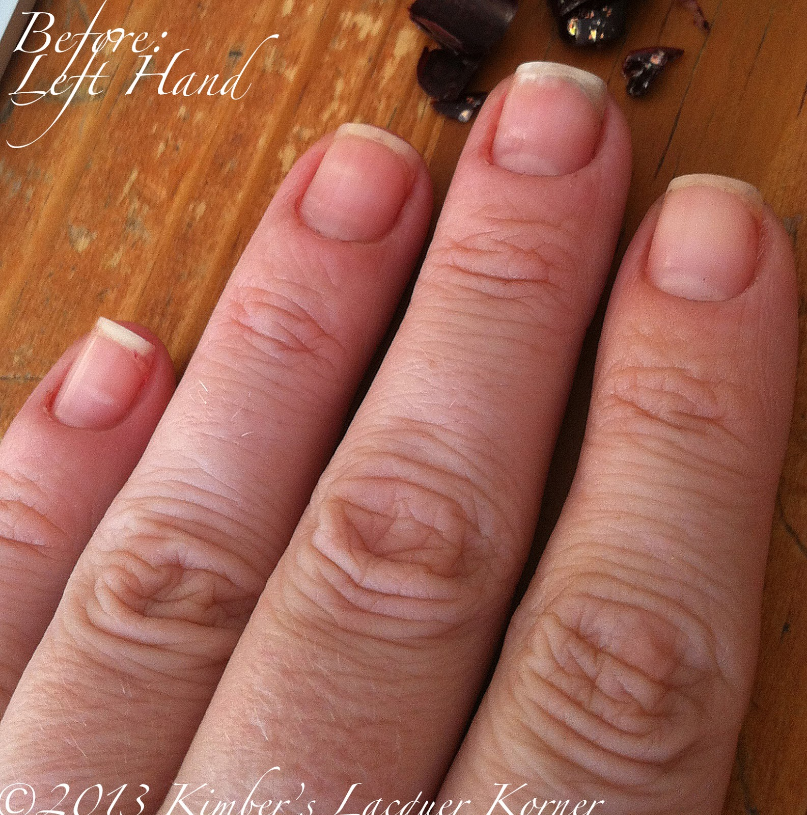 Makeup HD: Pure Nail Oil™ - The Big Reveal! Pic Heavy!