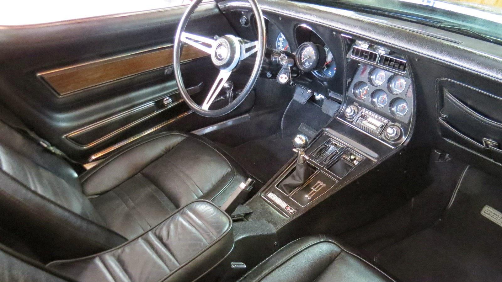 1975 Chevrolet Corvette Stingray 4 Speed Manual For Sale