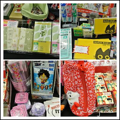 boutique manga