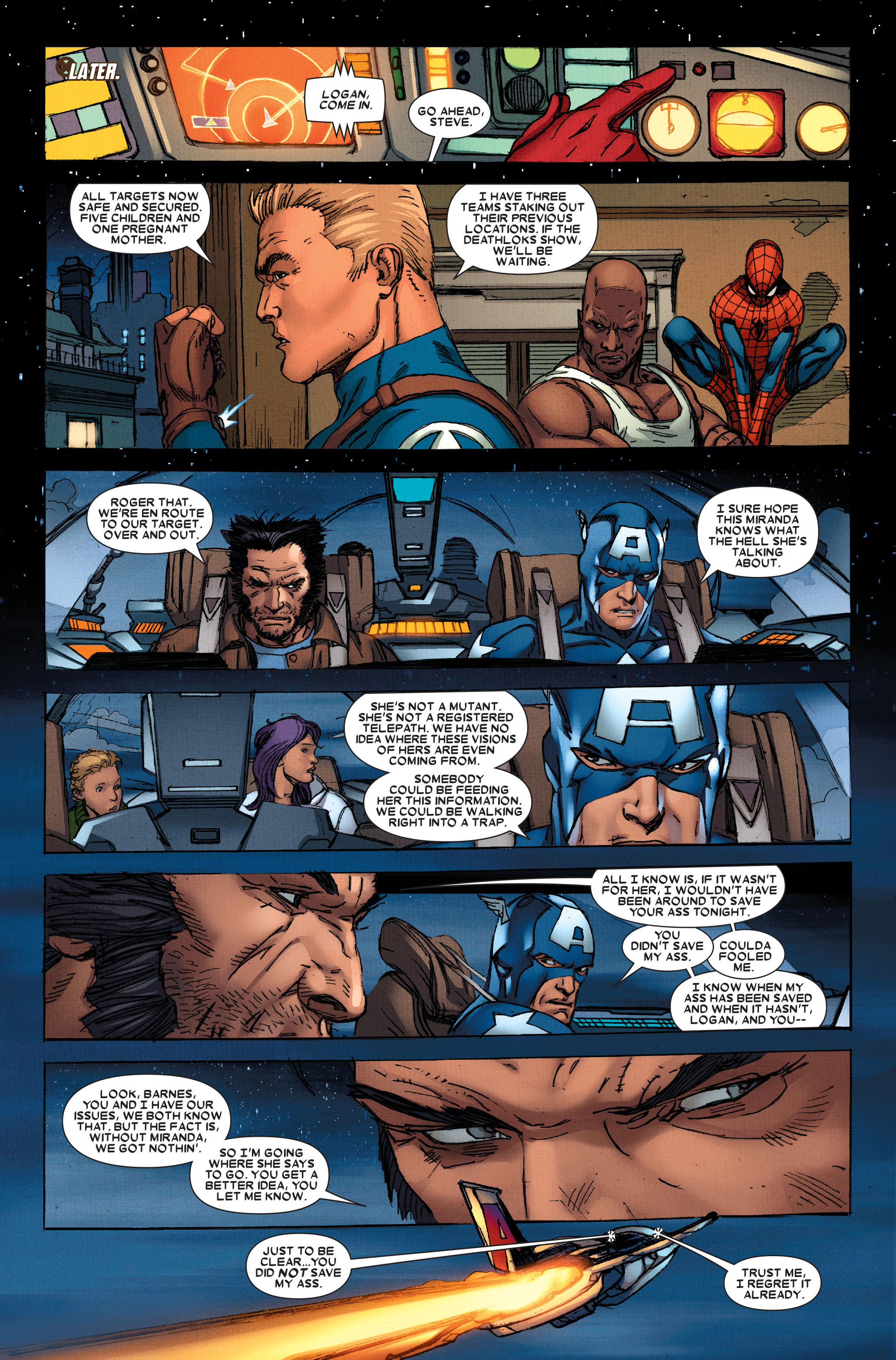 Wolverine: Weapon X #13 #4 - English 16