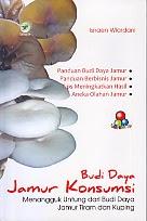 toko buku rahma: buku BUDI DAYA JAMUR KONSUMSI, pengarang isnaen wiardani, penerbit lily publisher