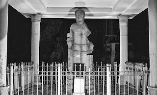 Arca Budha Sakyamurni
