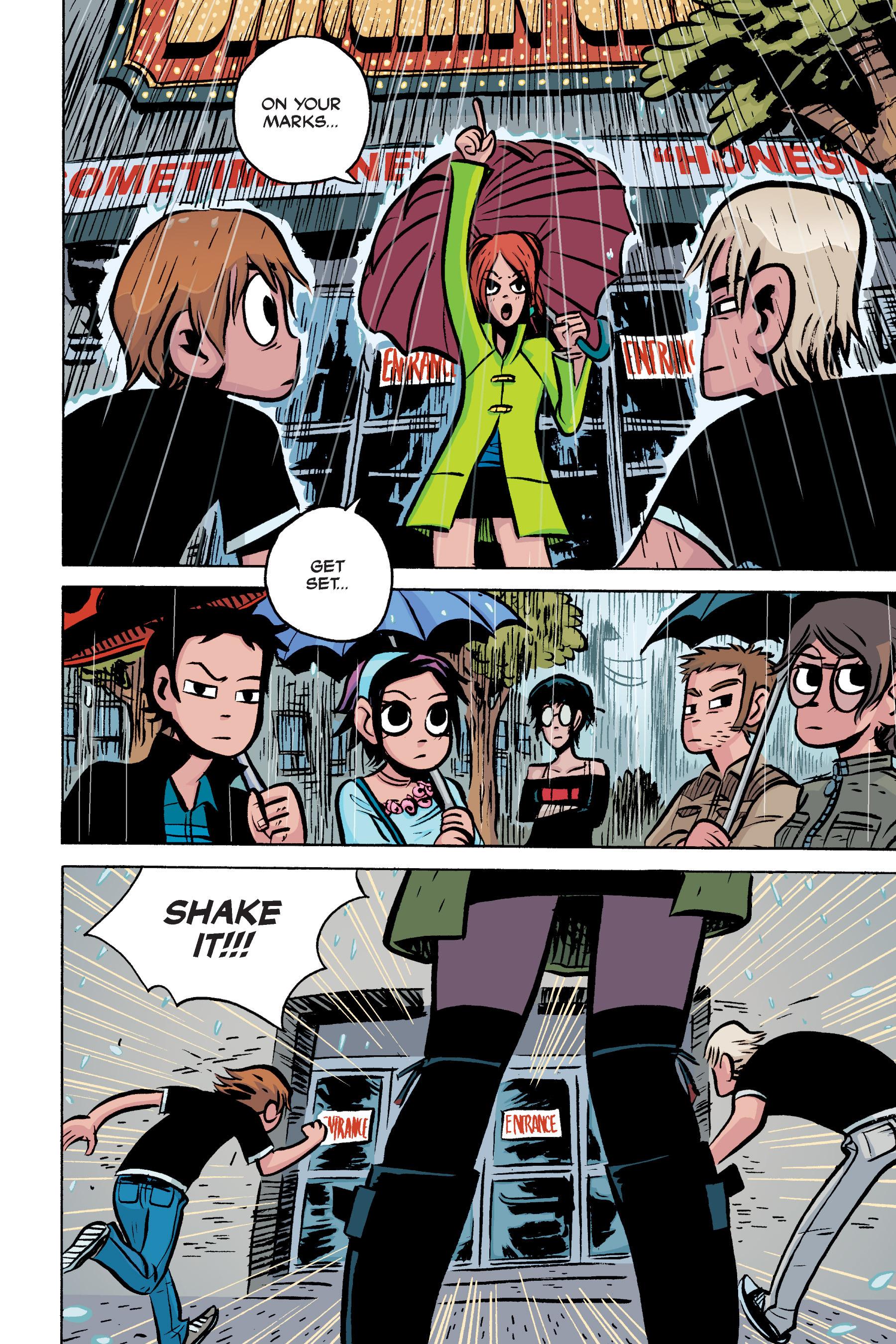 Read online Scott Pilgrim comic -  Issue #3 - 64