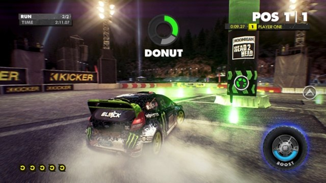 DIRT Showdown Xbox 360 Español Region Free Descargar 2012