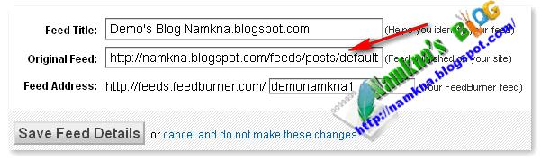 Fix lỗi không lưu được feedburner 512K limit trong blogspot