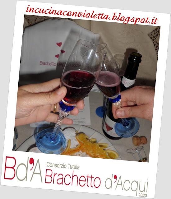 torta cuor di brachetto - consorzio di tutela dei vini d' acqui - il brachetto d'acqui docg -