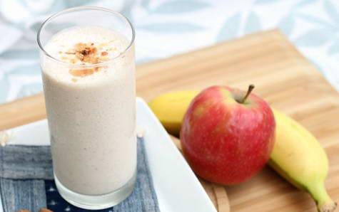 Cách làm Sinh tố táo ngon
