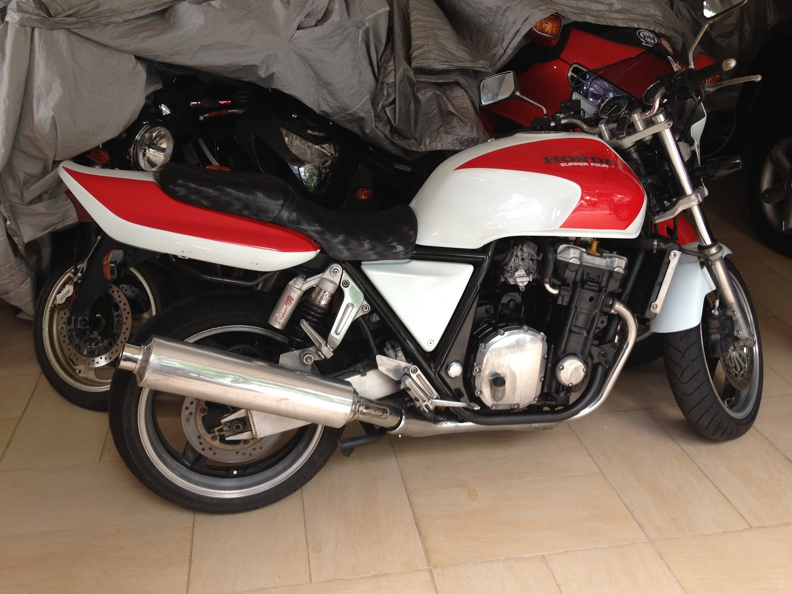 SUPER GREAT SPORTBIKES  FOR SALE HONDA CB 1000 1996 SOLD