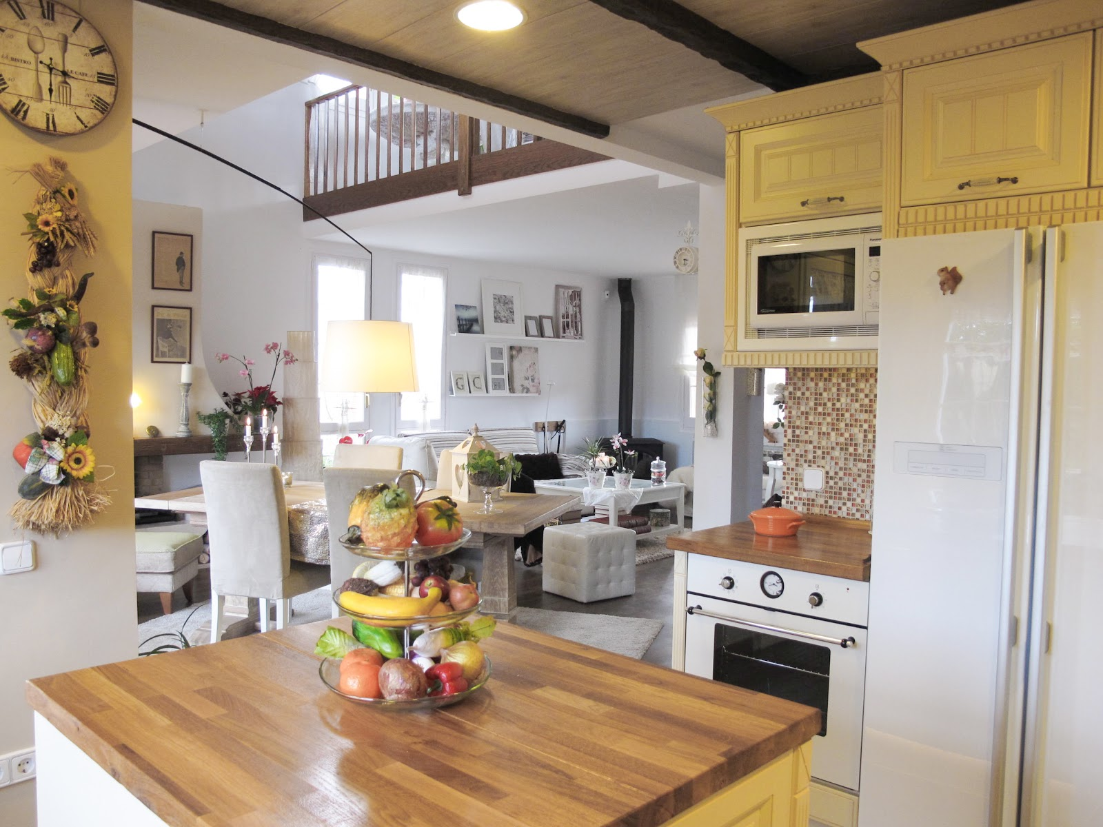 3 razones de peso para elegir la cocina abierta estil propi - Cocina abierta ...