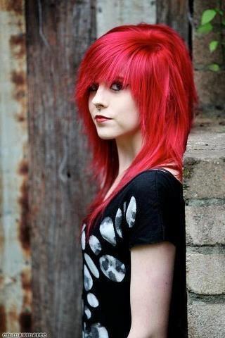 Glamorous rockstar hairstyles! | 320 x 480 jpeg 49kB
