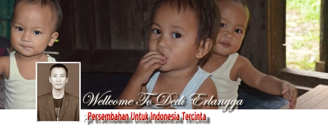 Welcome To Dedi Erlangga
