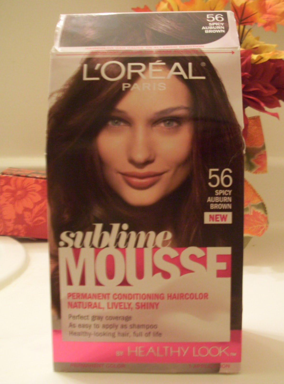 Inspired Beauty Product Review Loreal Sublime Mousse Haircolor