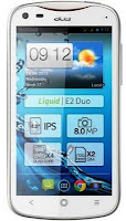 Harga Handphone Acer Liquid E2 dan Spesifikasinya