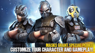 Modern Combat 5 Apk + data game download