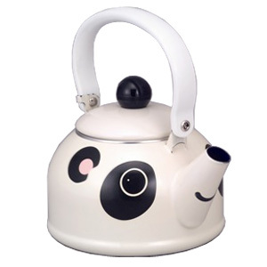 卡哇伊動物造型茶壺 熊貓
