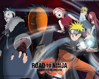 Download Naruto Shippuden The Movie 6 : Road To Ninja (Sub Indonesia)