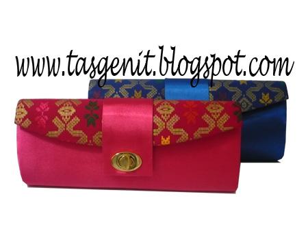 TRULY INDONESIA  Clutch  Tas Pesta Batik Bali (TERJUAL KODE 952) e7de3e469b