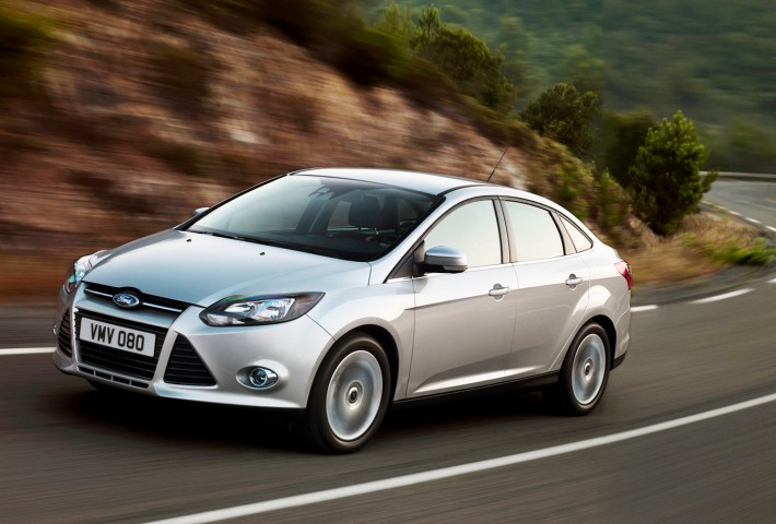 2012 ford focus titanium sedan auto car. Cars Review. Best American Auto & Cars Review
