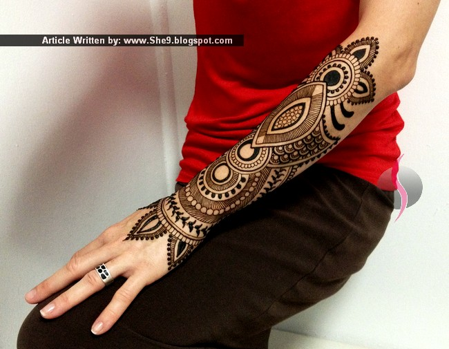 New Mehndi Patterns : New latest mehndi designs for eid henna