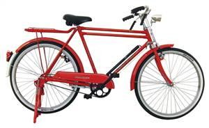 Bisikletle Başlayan Hikaye (Hakkımda yerine)