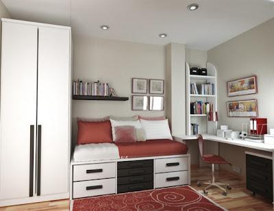 dekoratif cocuk odasi modeli Küçük Çocuk Odalarına Pratik Çözüm Mobilya Tasarımları