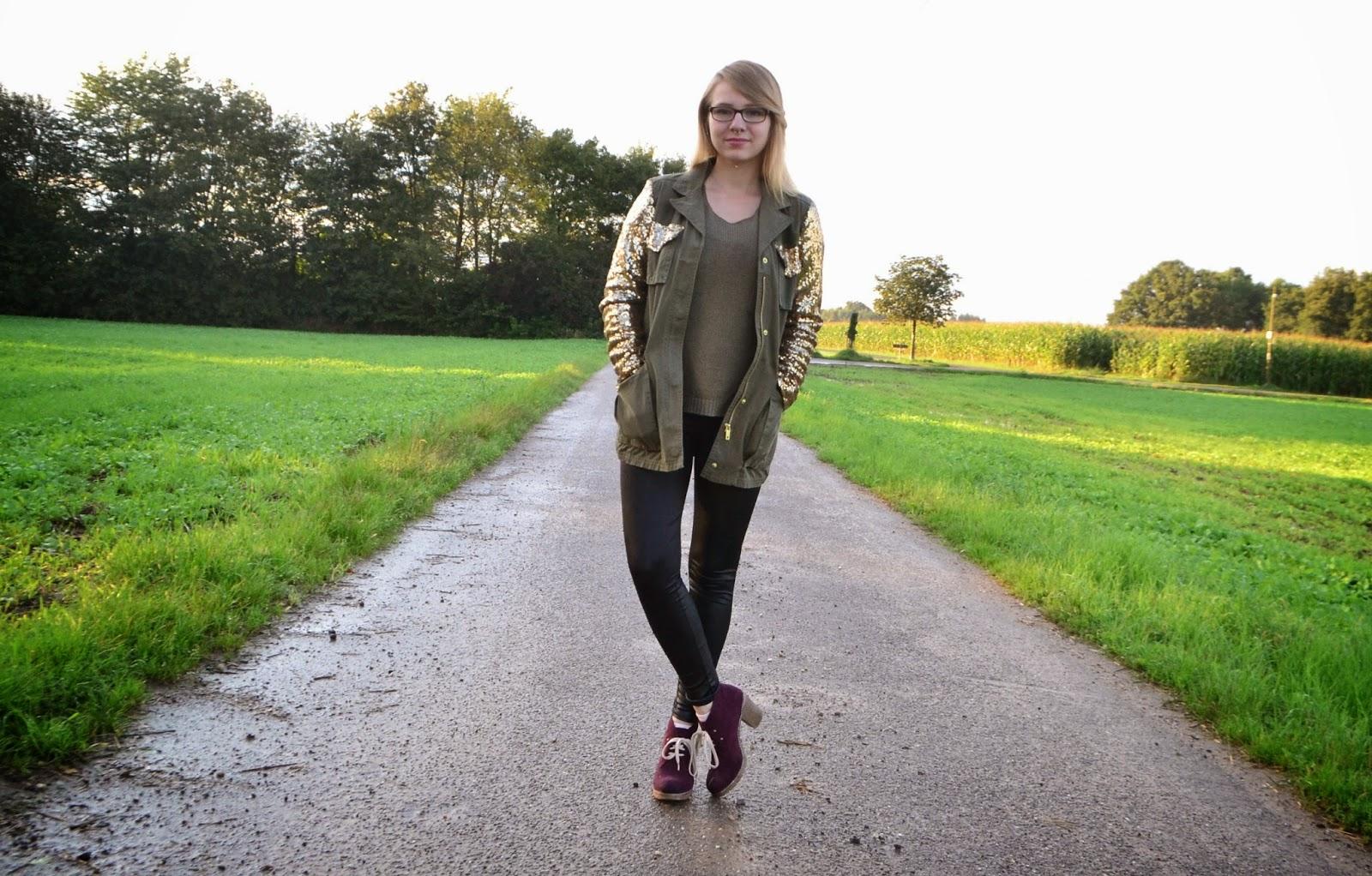 GLITTER – Sequins Jacket