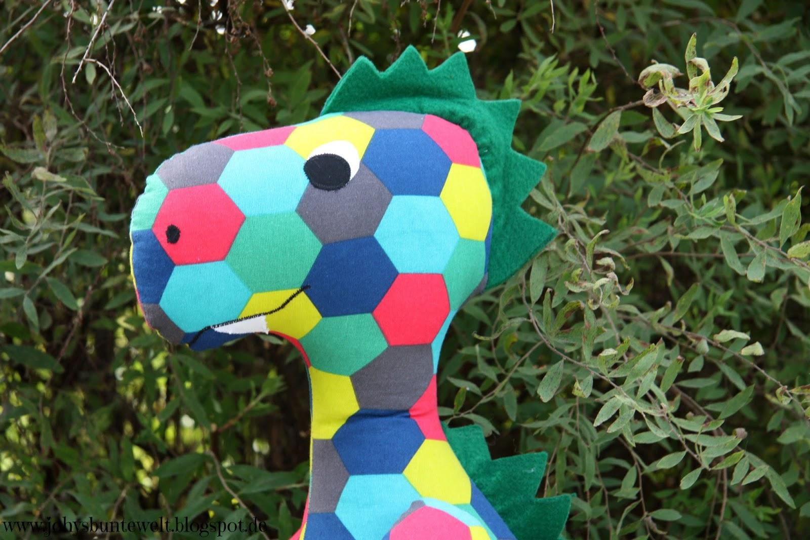 Magnificent Dinosaurier Schnittmuster Mold - Decke Stricken Muster ...