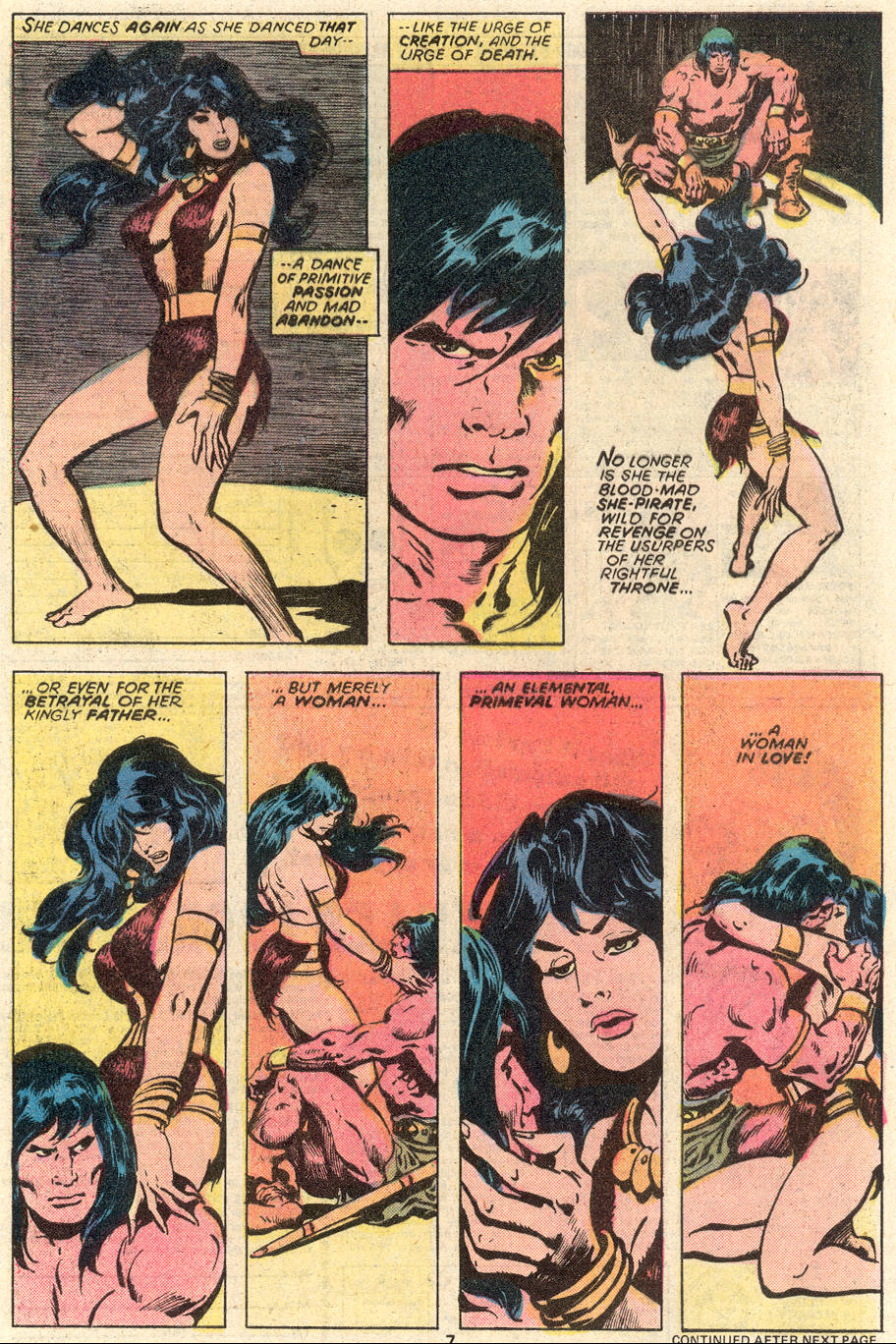 Conan the Barbarian (1970) Issue #91 #103 - English 6