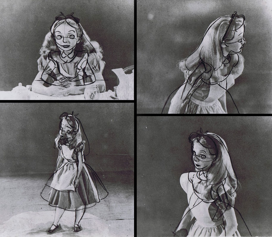 06-Kathryn-Beaumont-Secrets-Behind-1950s-Alice-in-Wonderland-Cartoon-www-designstack-co