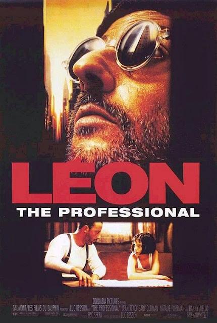 Leon - The Professional (1994) tainies online oipeirates