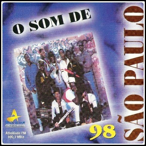 O Som De São Paulo Vol. 01