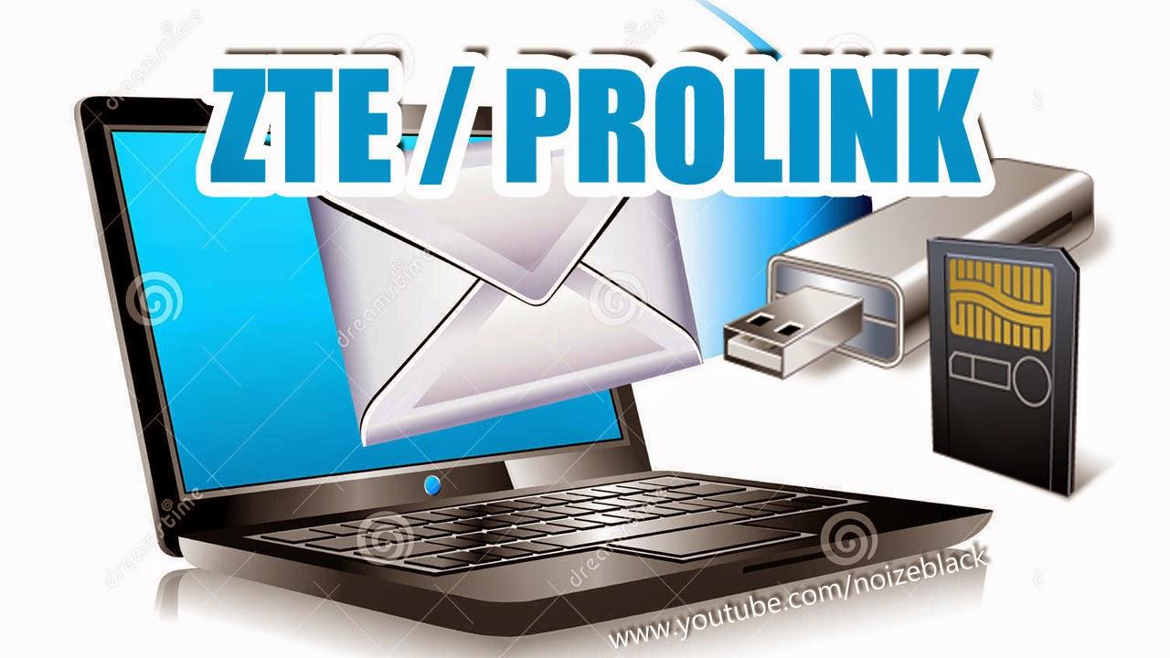 Solusi Modem ZTE dan Prolink Tidak Bisa Menerima SMS