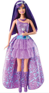 Keira The Popstar from Barbie The Princess and The Popstar