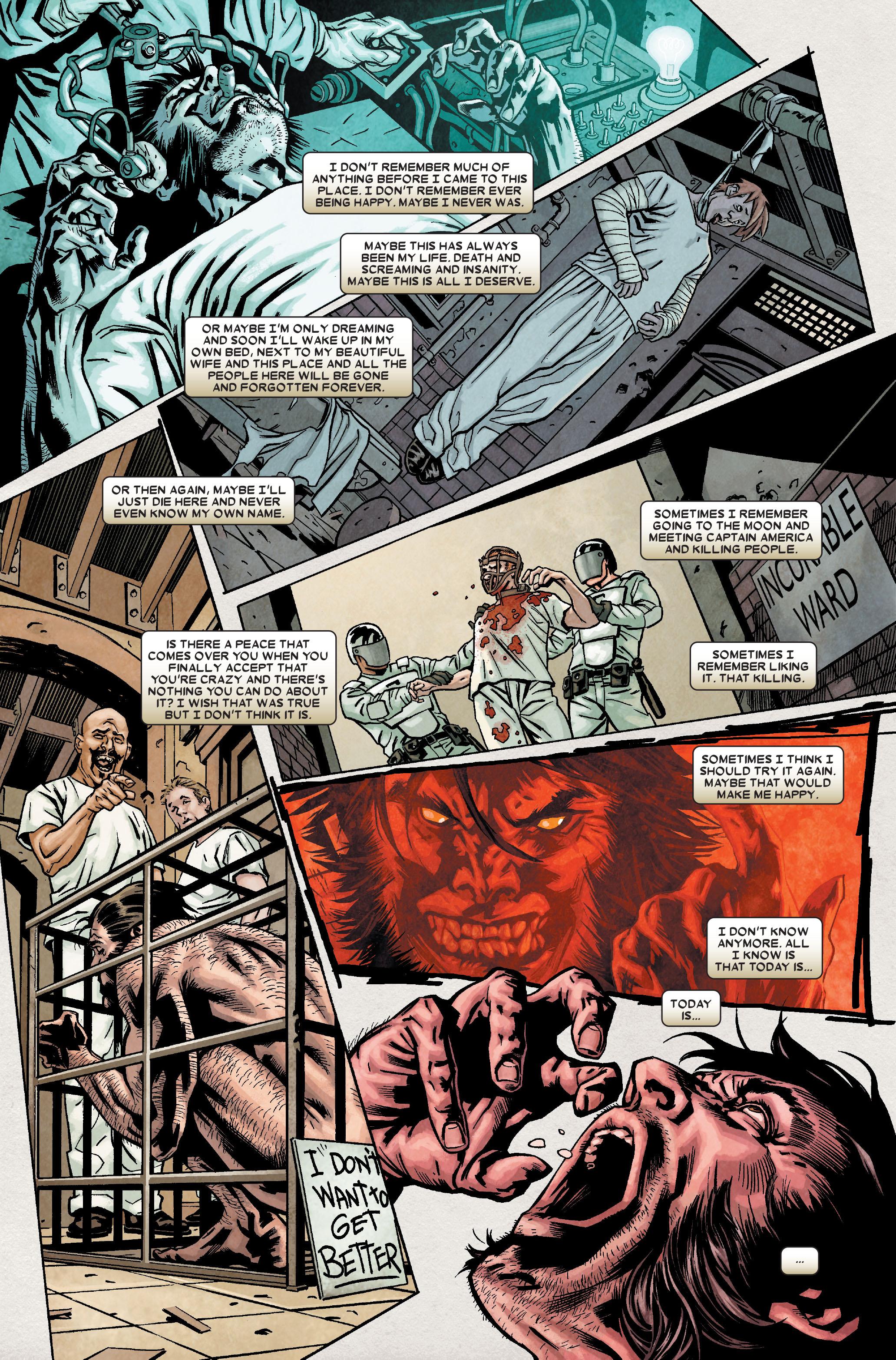 Wolverine: Weapon X #7 #10 - English 19