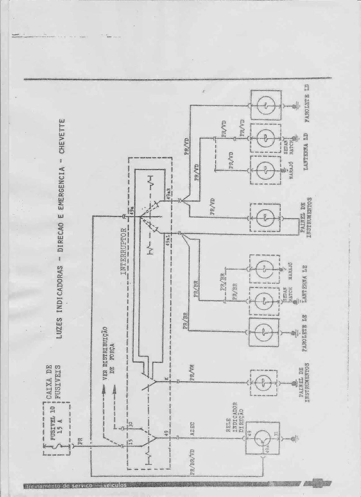 ep inje o eletr nica esquema el trico do chevette rh correntecontinuaautomotiva blogspot com Alternador Bearing Alternador Bearing