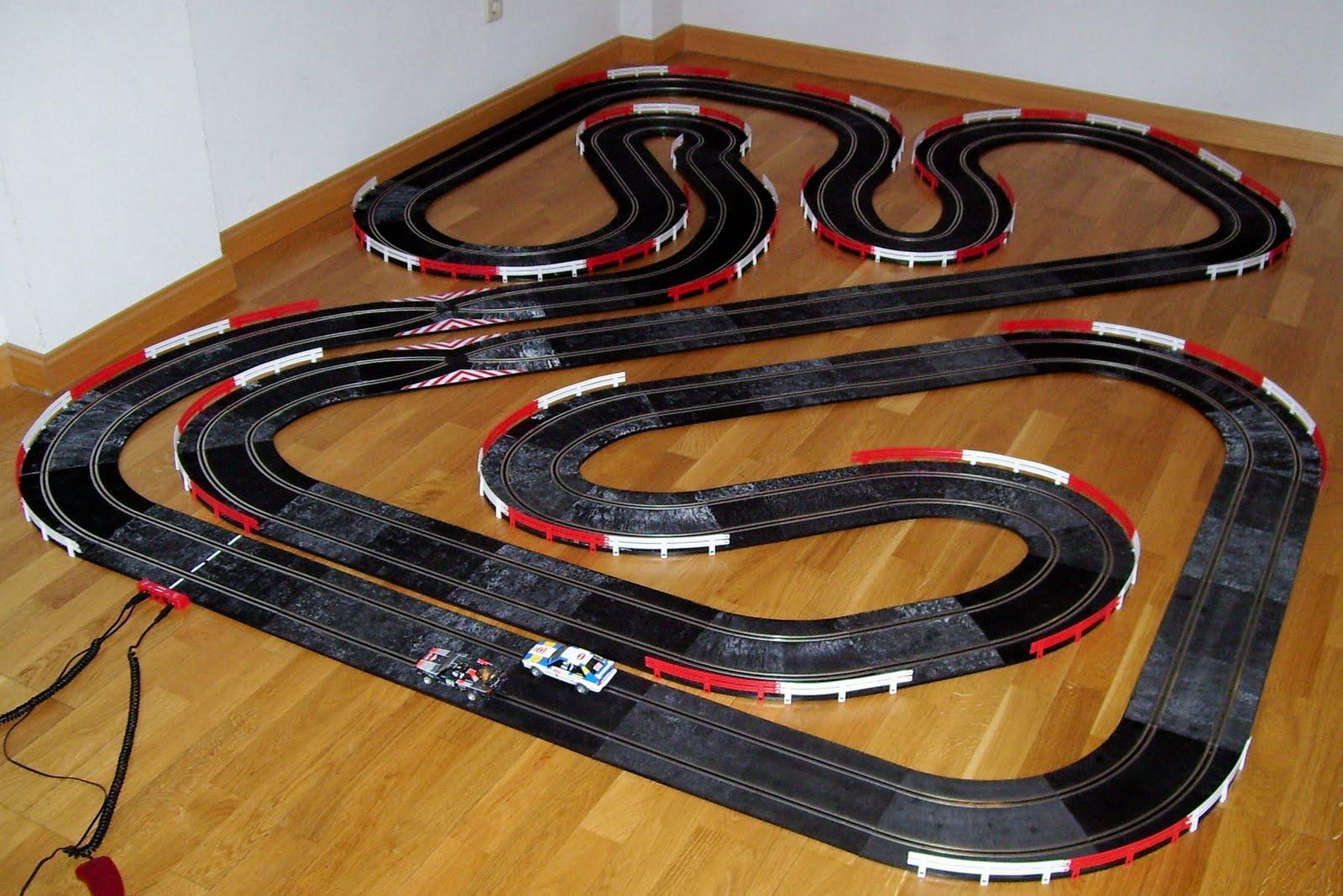 Circuito Mayor : Mis circuitos de slot. la mayor colección de diseños de scalextric