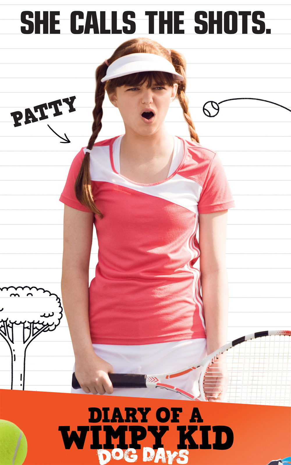 Diary Of A Wimpy Kid Cast  Girl