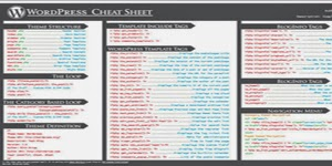 useful-wordpress-cheat-sheets-for-web-designer