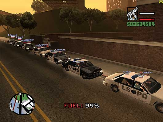 5 Best Ranked GTA Games - San Andreas