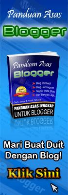 Anda Nak Buat Blog Sendiri..??