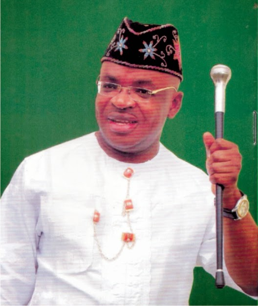 Akwa Ibom Transporters drum support for Udom, PDP candidates