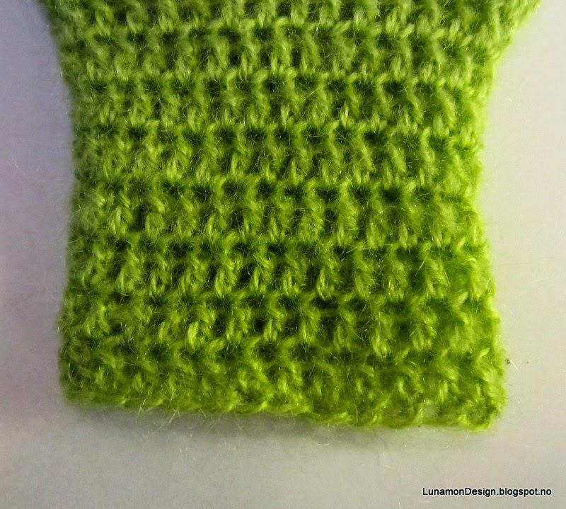 Tutorial Crochet - Steg for steg Hekling